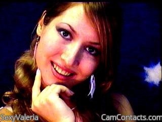 Start VIDEO CHAT with SexyValeria