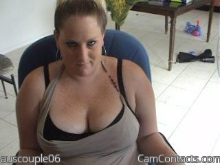 Start VIDEO CHAT with auscouple06