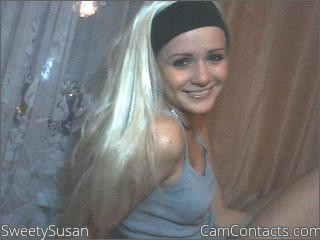 Start VIDEO CHAT with SweetySusan