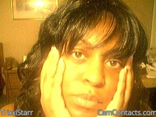 Start VIDEO CHAT with TrixxiStarr