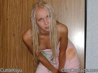Start VIDEO CHAT with CuttieKsyu