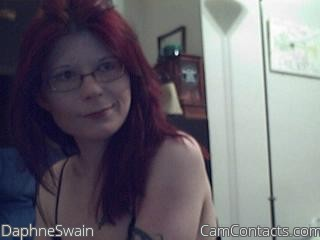 Start VIDEO CHAT with DaphneSwain
