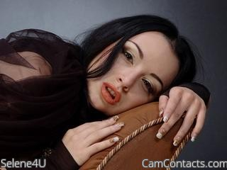 Start VIDEO CHAT with Selene4U