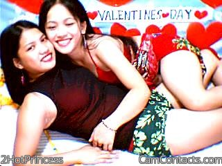 Start VIDEO CHAT with 2HotPrincess