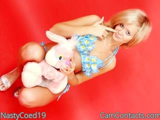 Start VIDEO CHAT with NastyCoed19