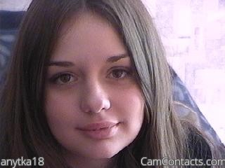 Start VIDEO CHAT with anytka18