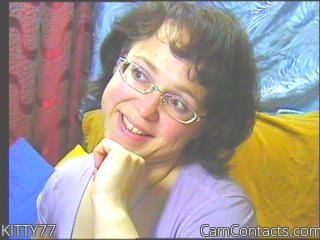 Start VIDEO CHAT with KITTY77