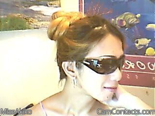 Start VIDEO CHAT with MissAkiko