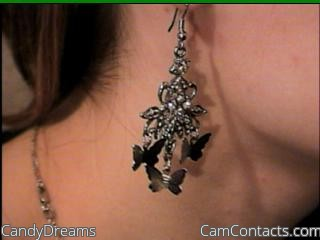 Start VIDEO CHAT with CandyDreams