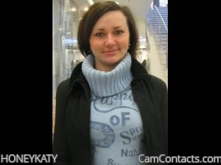 Start VIDEO CHAT with HONEYKATY