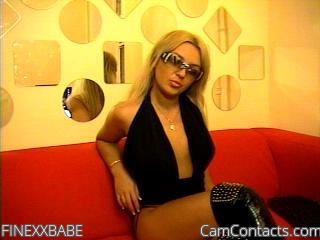 Start VIDEO CHAT with FINEXXBABE