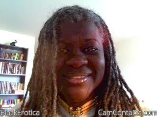 Start VIDEO CHAT with BlackErotica