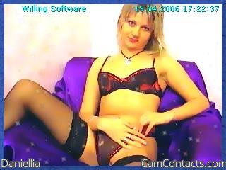 Start VIDEO CHAT with Daniellia