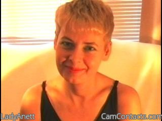 Start VIDEO CHAT with LadyAnett