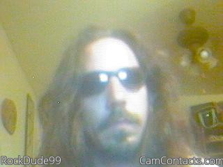 Start VIDEO CHAT with RockDude99