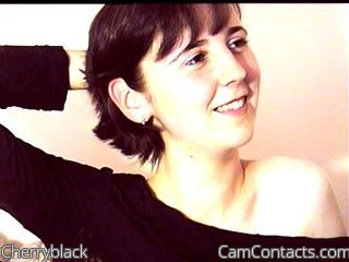 Start VIDEO CHAT with Cherryblack