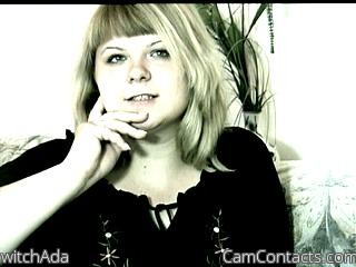 Start VIDEO CHAT with witchAda