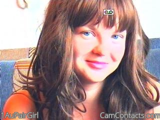 Start VIDEO CHAT with 1AuPairGirl