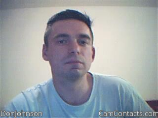 Start VIDEO CHAT with DonJohnson