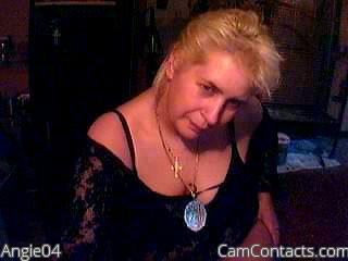 Start VIDEO CHAT with Angie04