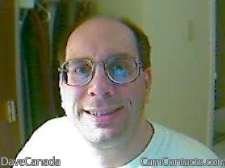 Start VIDEO CHAT with DaveCanada
