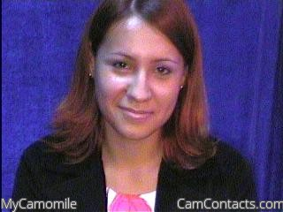 Start VIDEO CHAT with MyCamomile