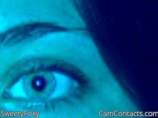 Start VIDEO CHAT with SweetyFoxy