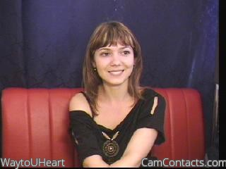 Start VIDEO CHAT with WaytoUHeart