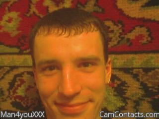 Start VIDEO CHAT with Man4youXXX