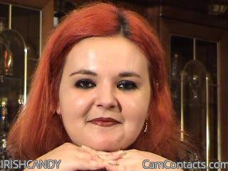 Start VIDEO CHAT with IRISHCANDY