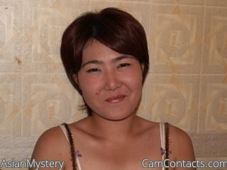 Start VIDEO CHAT with AsianMystery
