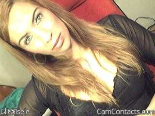 Start VIDEO CHAT with ClitGisele