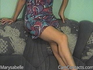 Start VIDEO CHAT with Marysabelle
