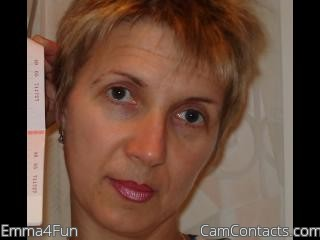 Start VIDEO CHAT with Emma4Fun