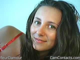 Start VIDEO CHAT with fleurDamour