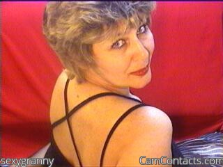 Start VIDEO CHAT with sexygranny