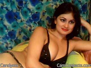 Start VIDEO CHAT with Candyxxx