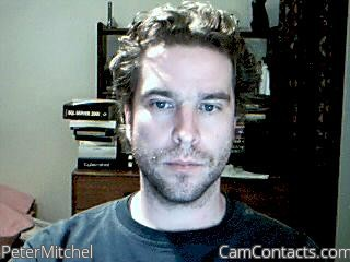 Start VIDEO CHAT with PeterMitchel