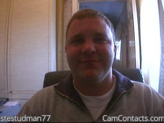 Start VIDEO CHAT with stestudman77