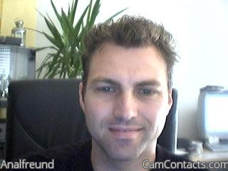 Start VIDEO CHAT with Analfreund