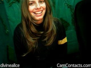 Start VIDEO CHAT with divinealice