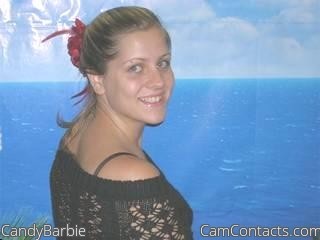 Start VIDEO CHAT with CandyBarbie