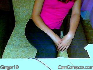 Start VIDEO CHAT with Ginger19