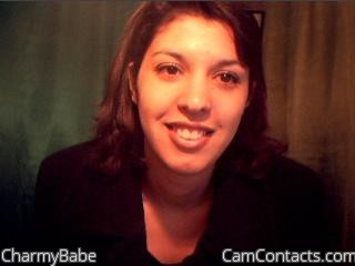 Start VIDEO CHAT with CharmyBabe