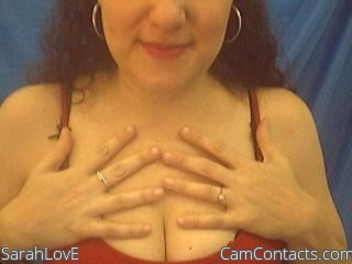 Start VIDEO CHAT with SarahLovE