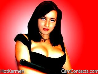 Start VIDEO CHAT with HotKarmen