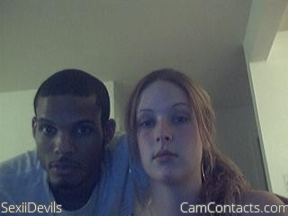 Start VIDEO CHAT with SexiiDevils