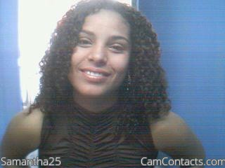 Start VIDEO CHAT with Samantha25