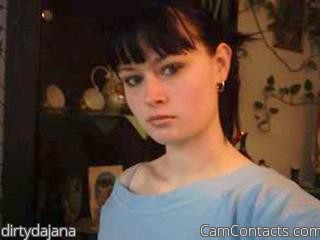 Start VIDEO CHAT with dirtydajana