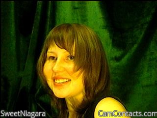 Start VIDEO CHAT with SweetNiagara